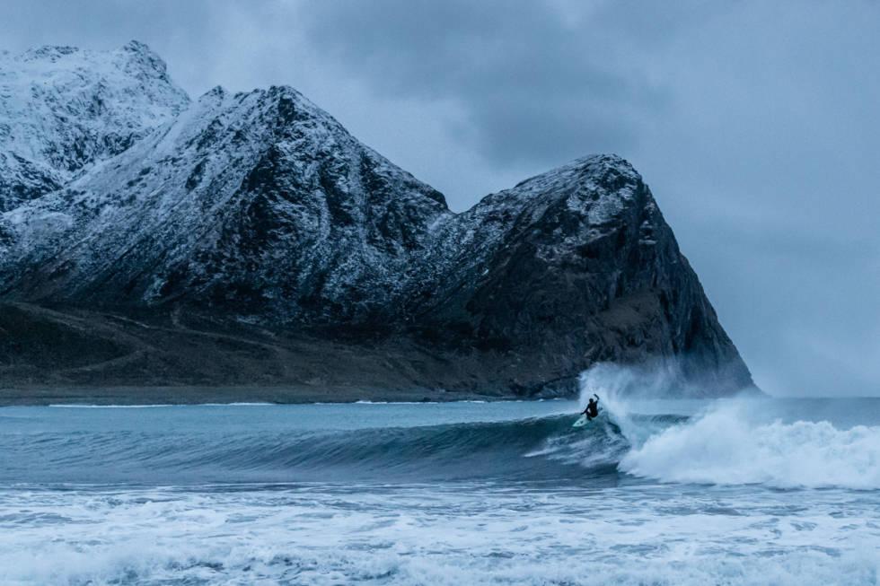 Magisk i Lofoten med Shannon Ainslie