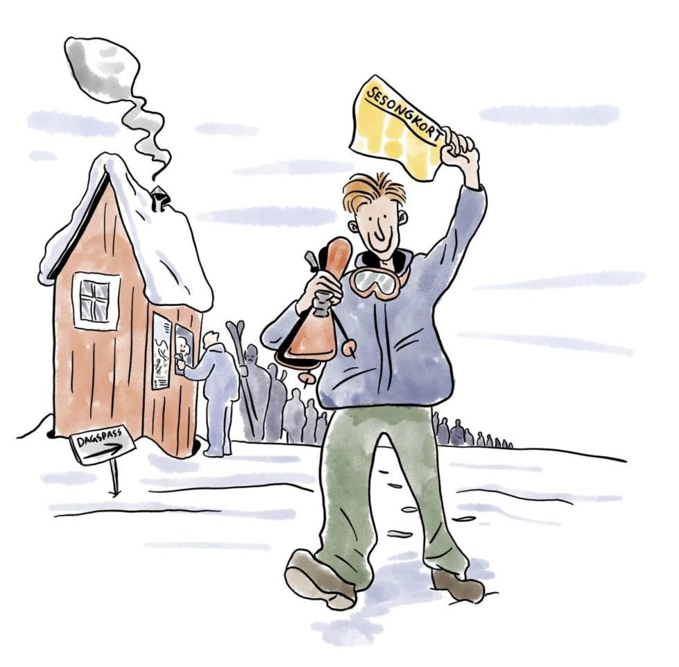 Illustrasjon: Didrik Magnus-Andresen