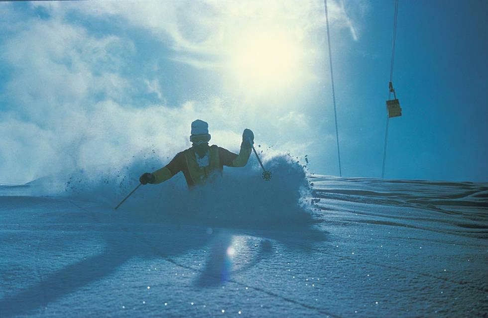 Skiing Around the Word