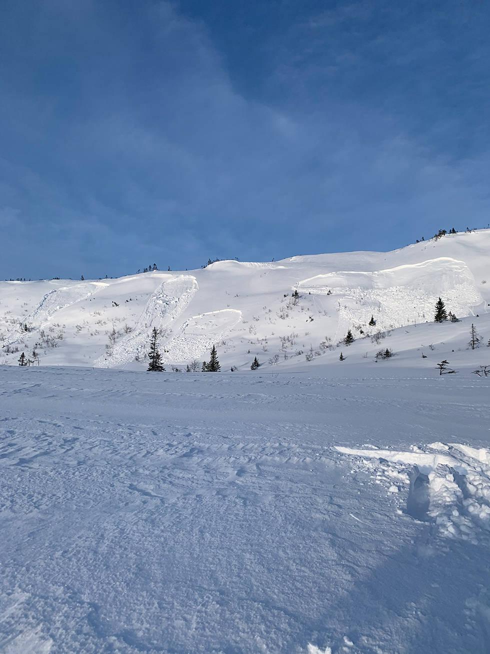Snøskred Meråker