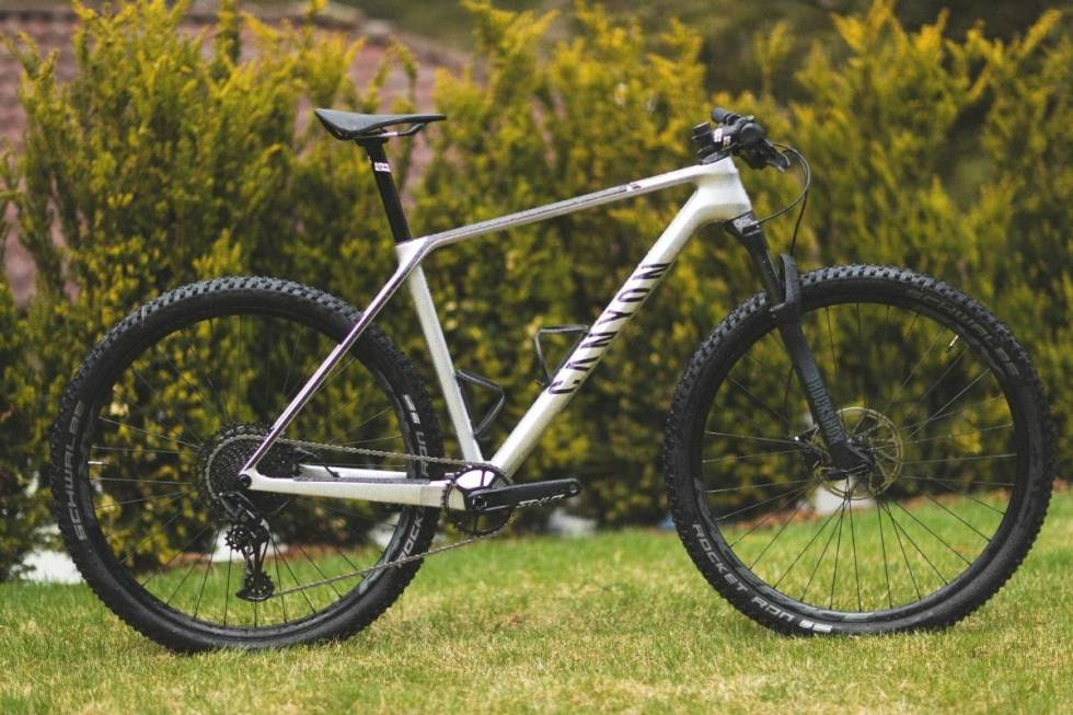 Canyon Exceed CF 5