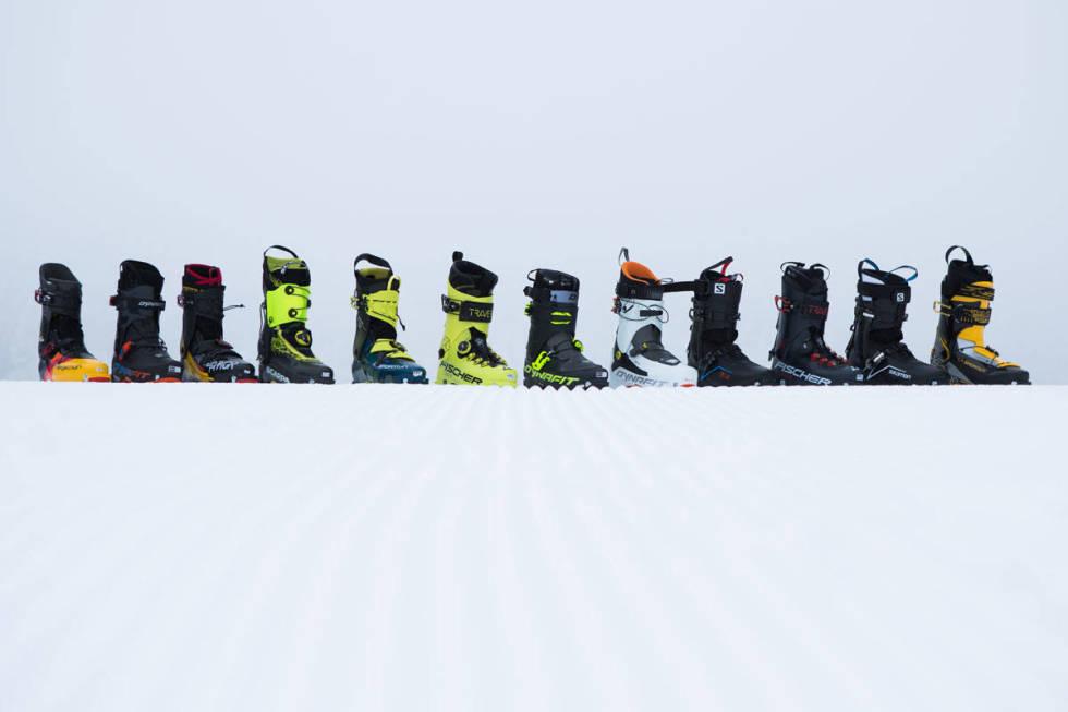 12 toppturstøvler