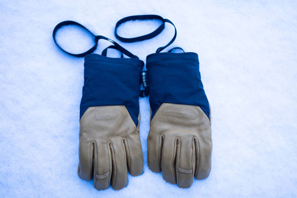 Norrøna Lofoten Gore-Tex Thermo short glove