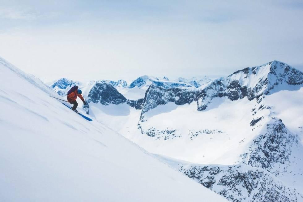 Randonee ski