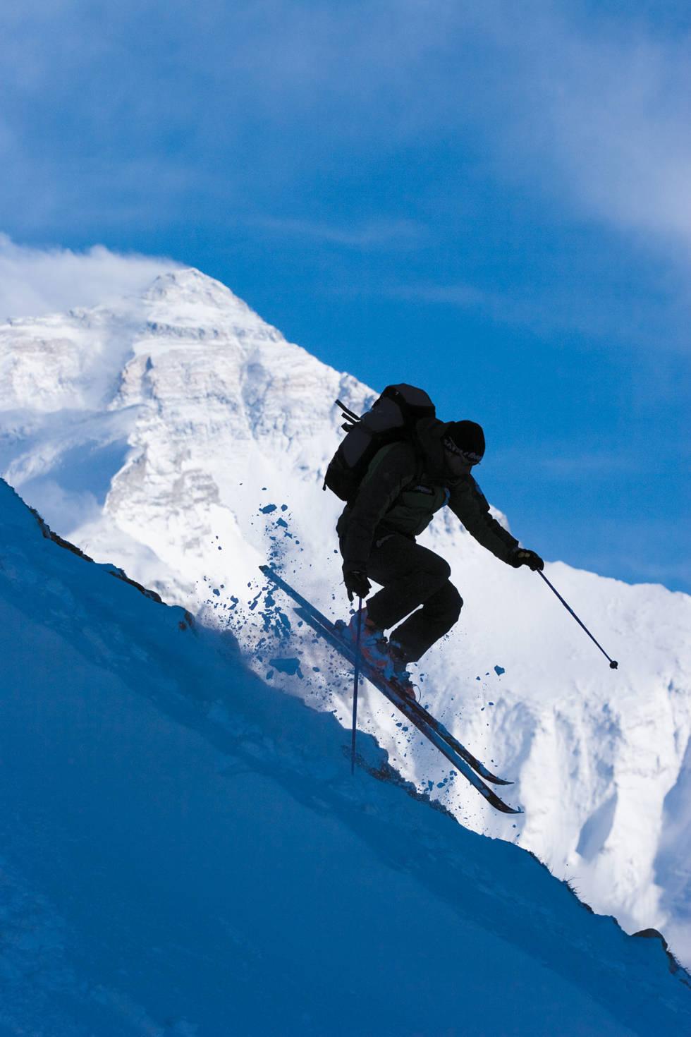 Tomas Olsson Mount Everest
