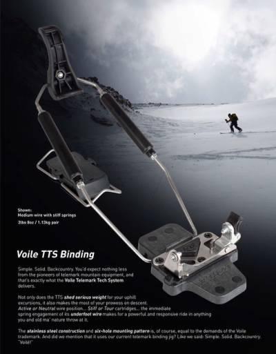 Voile TTS Telemark