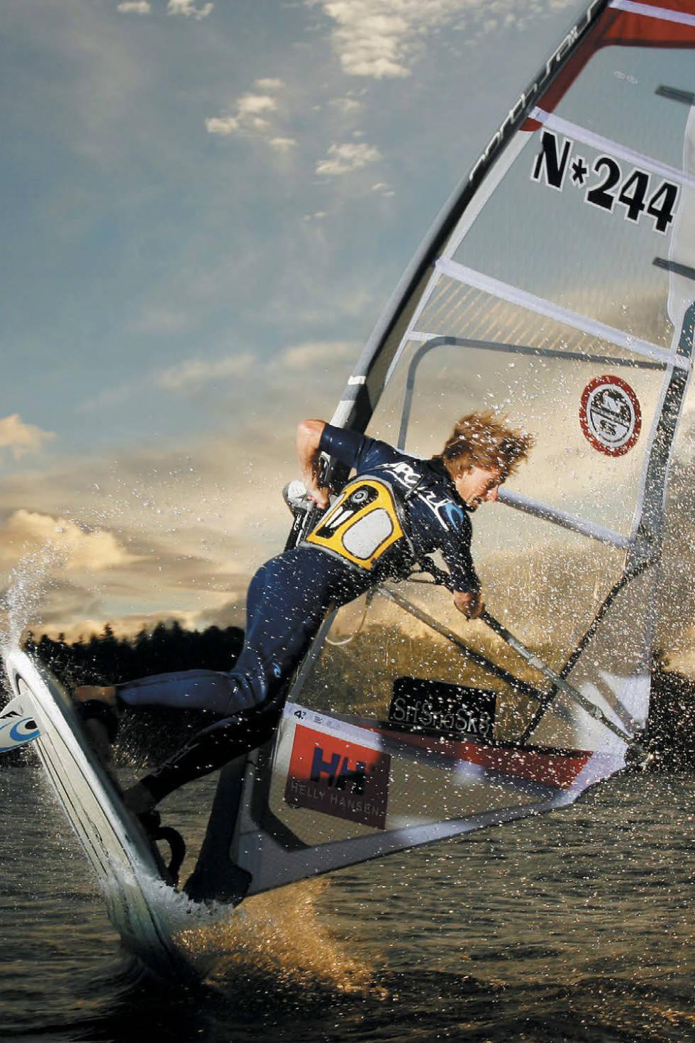 Windsurfing Oslofjorden
