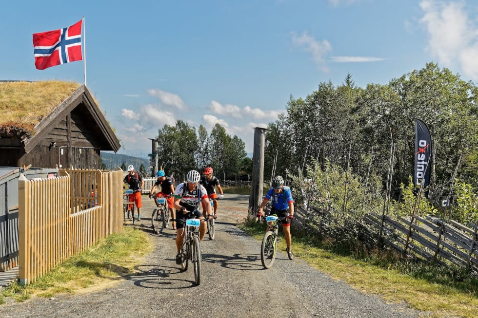 Flaggdag Offroad Valdres 2018 - Ola Morken 1400x933