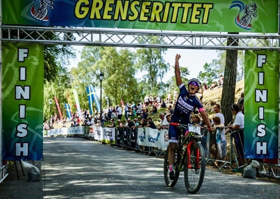 Anne Helene Reiten vant Grenserittet i fjor og er tilbake for å forsvare seieren. Foto: Caroline Koren
