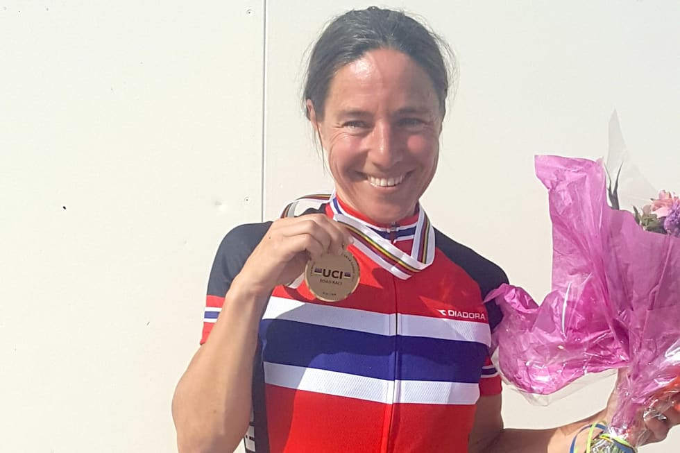 Kristin Falck - Masters-VM bronze 2017 - Epsen Kommisar Fossheim