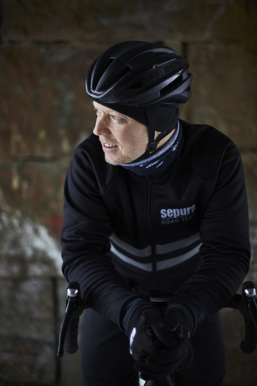 HOVEDPERSONEN: Martin Iversby er mannen det skal kjøres for under VM i Polen. Foto: Pål Anders Thunæs