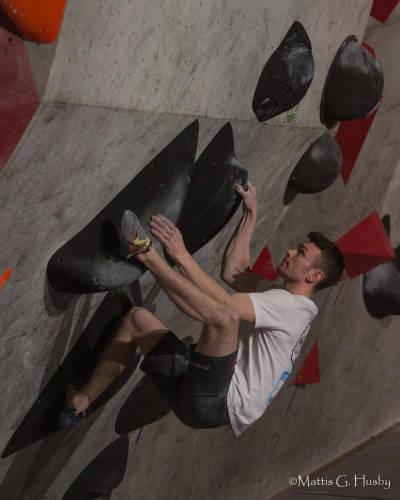 klatring konkurranse