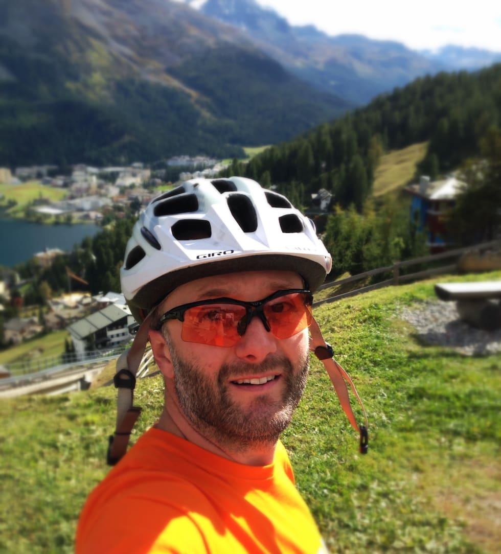 Haaken M Christensen - Switzerland 2015 - Privat