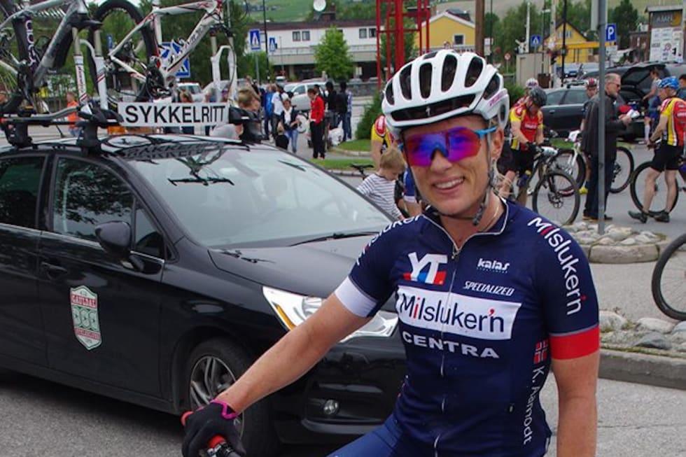 Kristin Aamodt - etappe 1 TØ 2016 - Foto TØ 1400x933