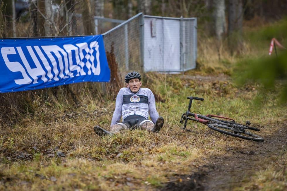 Ikke alle hadde det like travelt. Foto: Pål Westgaard