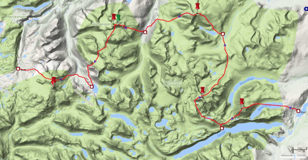 Høgruta på 14-37-51 Sondre Kvambekk 1200x626