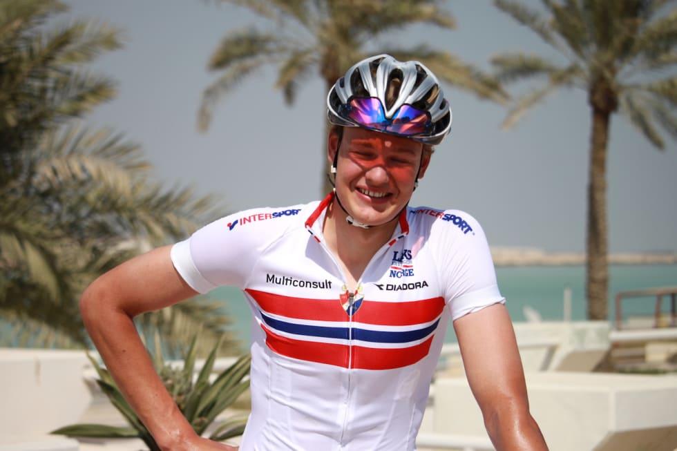 Henrik Evensen - Doha 2016 - Per Erik Mæhlum NCF 1400x933