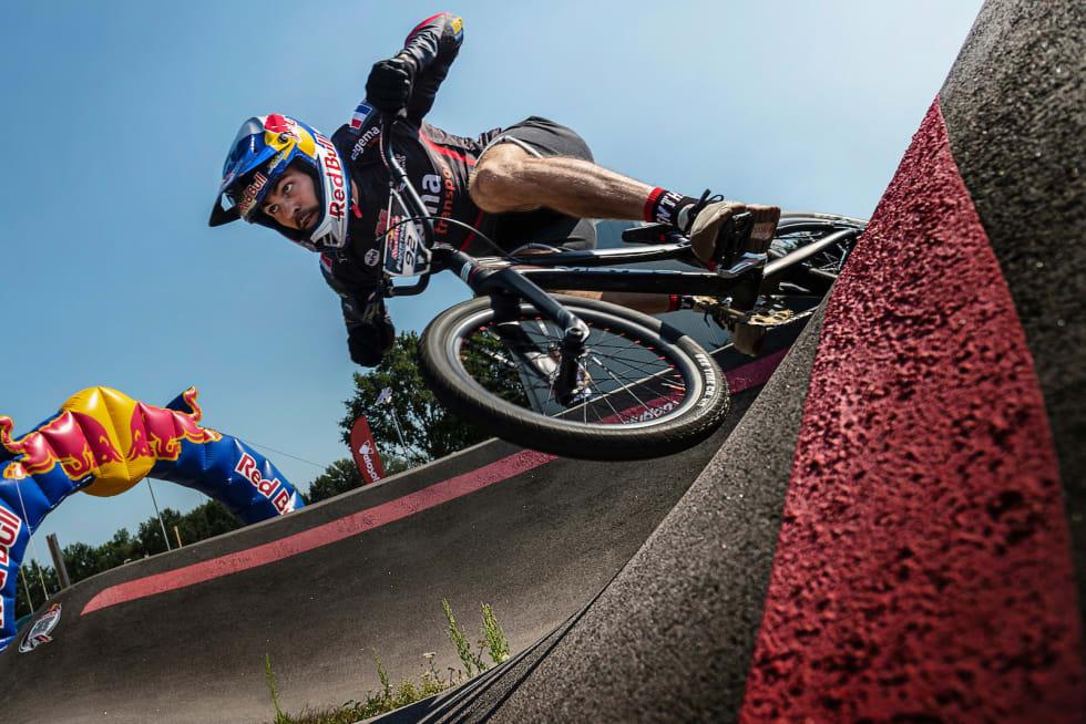 Red Bull og UCI håper at eget VM i pumptrack kan bidra ti å gjøre sykling og sykkelsport tilgjengelig for enda flere. Foto: Jarno Schurgers/Red Bull Content Pool