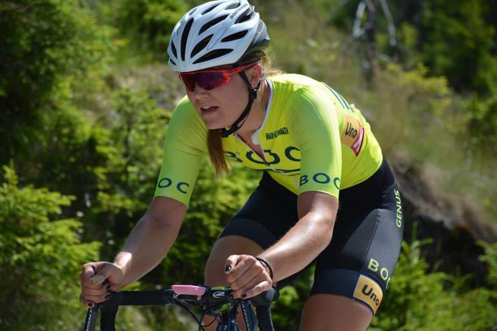 Line Marie Gulliksen - RR 2017 etappe 3 - Arrangøren 1400x933