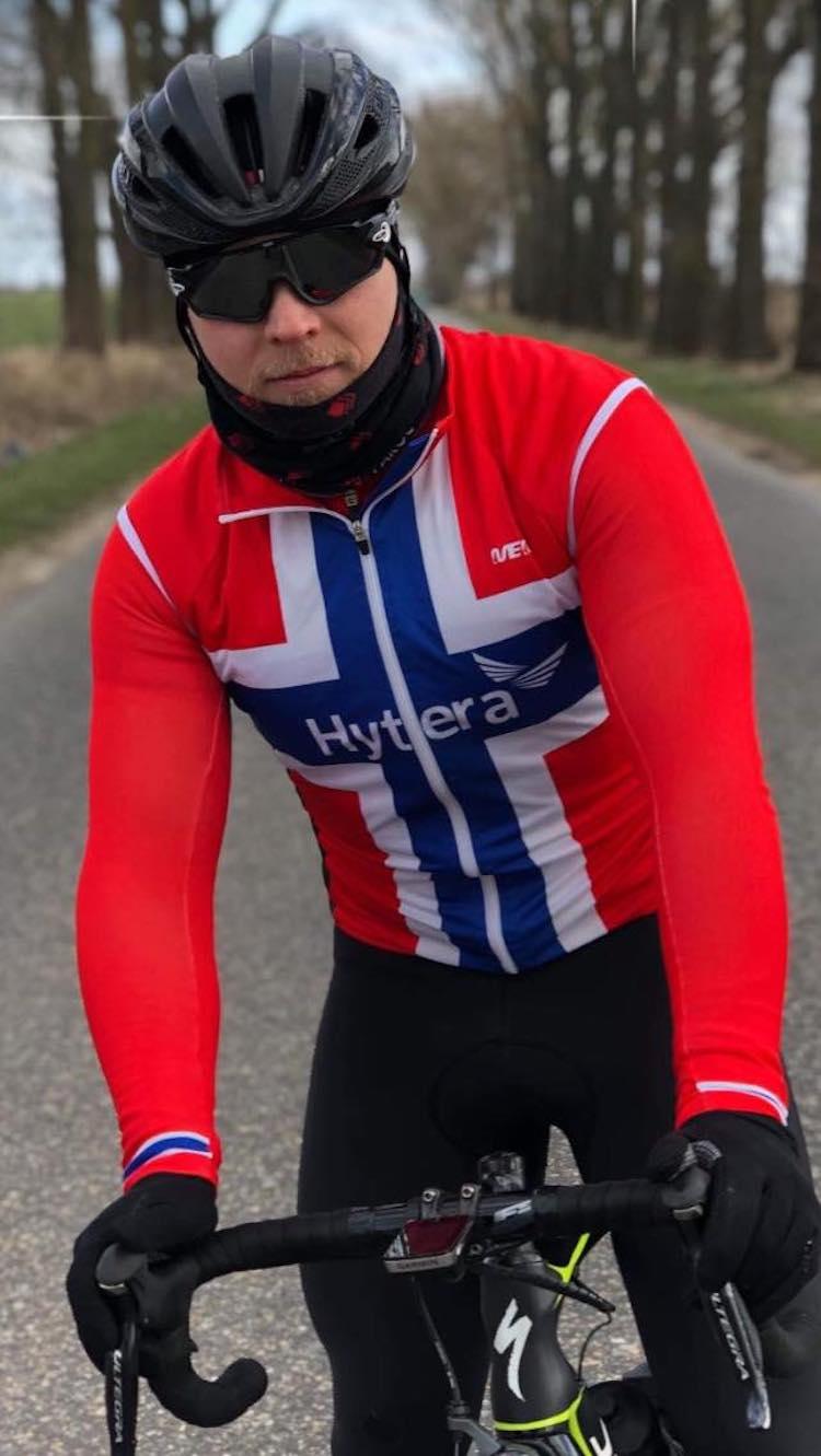 Martin Iversby er regjerende norgesmester i sin klasse. I Polen skal han bli verdensmester- Foto: Stian Mjølnerød-Lie