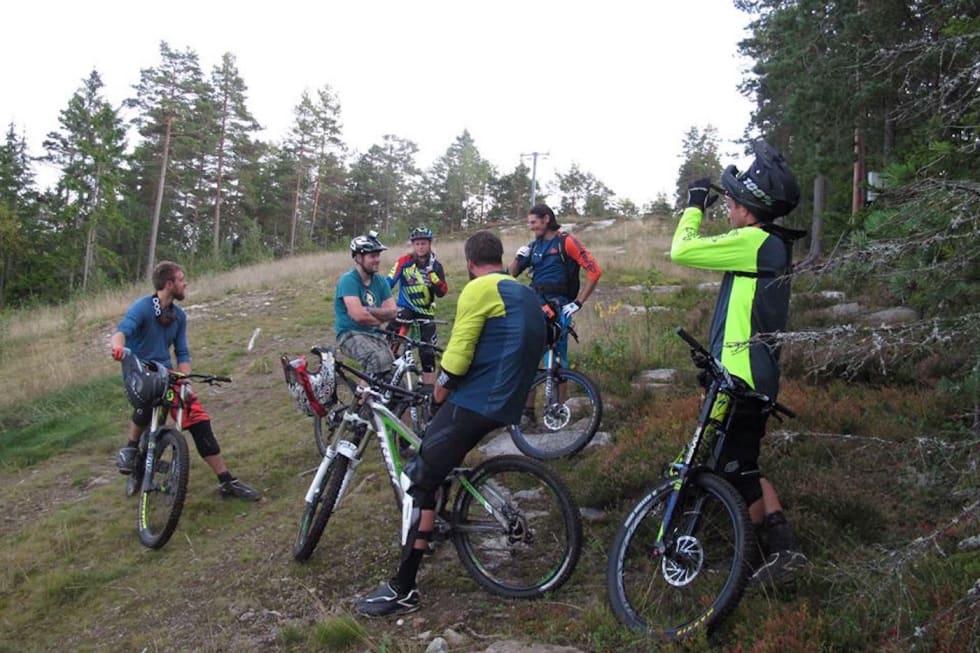 Kjerringåsen Mingling Foto Kjerringåsen 1400x933