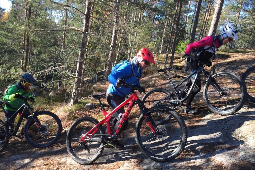 Fellestur Sørmarka Stisykkelklubb Oct 28-18 Trond Dyrnes 1400x933