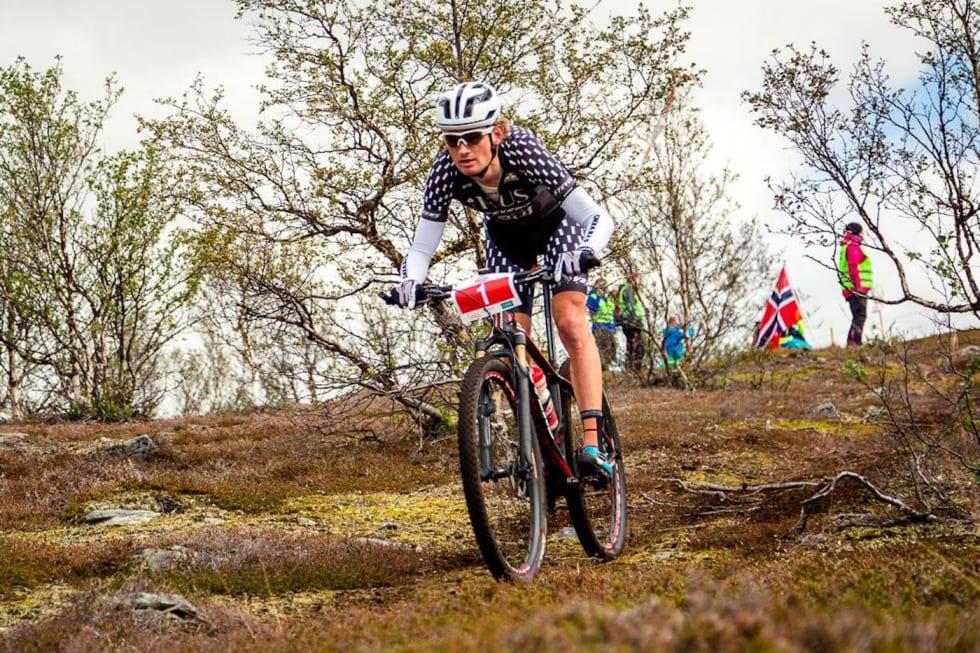 Søren Nissen har vunnet Skaidi Xtreme tre ganger. I år er han tilbake etter den fjerde. Foto: Ziggy Wantuch