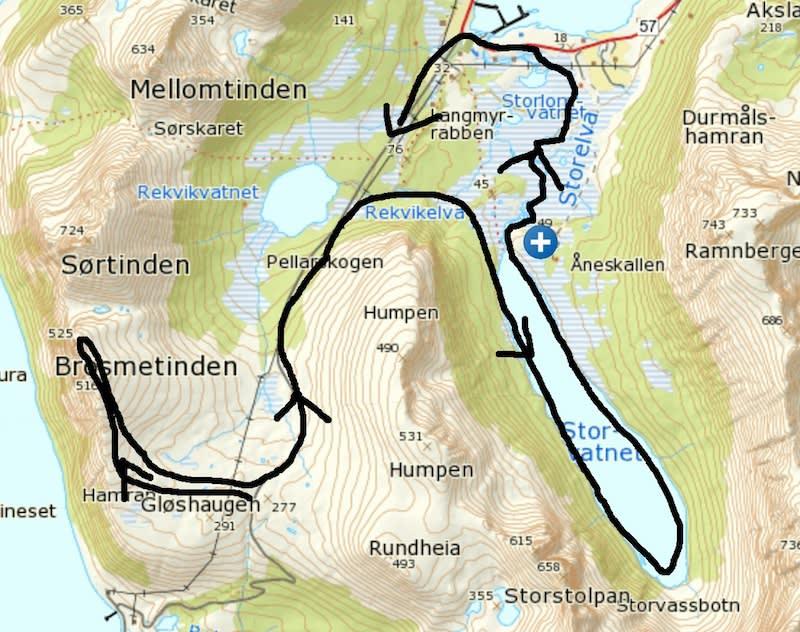 Pål Jacobsen map 800x600