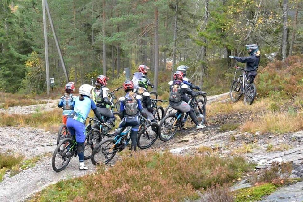 Teknikk med Annika Eiriksmoen - Foto Privat 1400x933