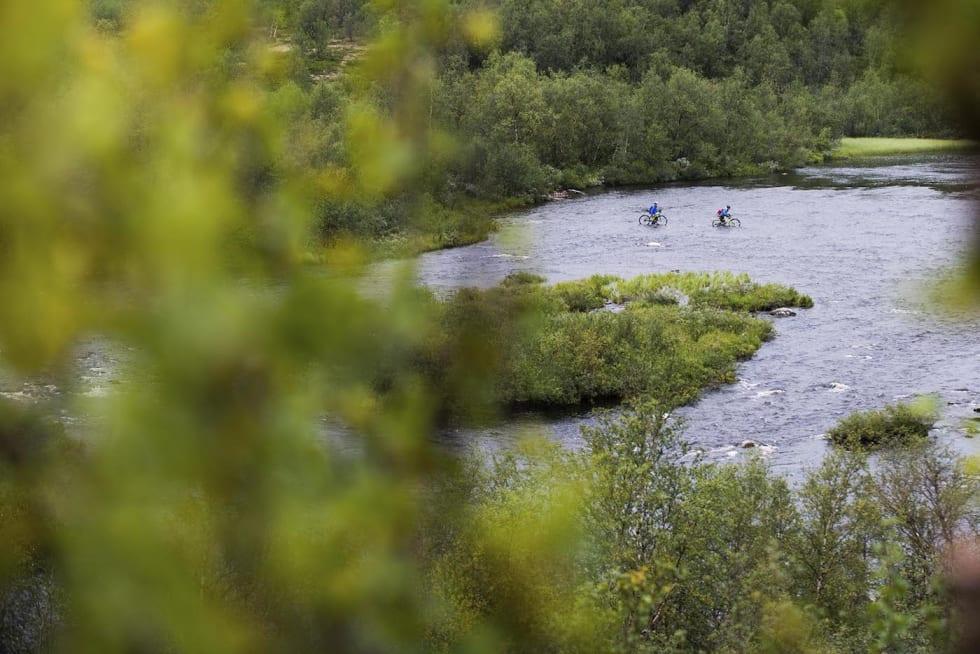 Offroad Finnmark 2017 - Foto Kristoffer Kippernes
