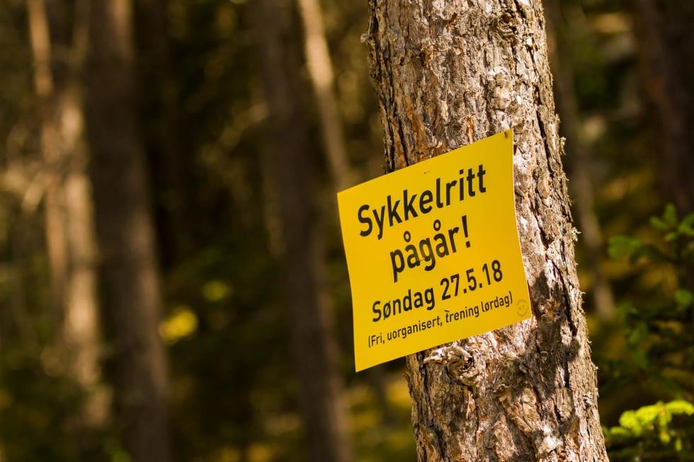 Sykkelritt pågår - Snorre Veggan