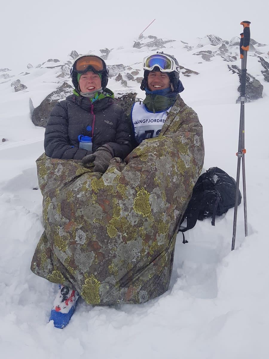 Krevende på toppen - Langfordrennet 2018 - Morten Fuggeli 800x1200