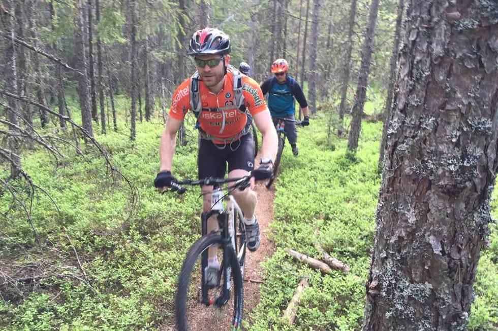 Trail - Asgeir Linberg