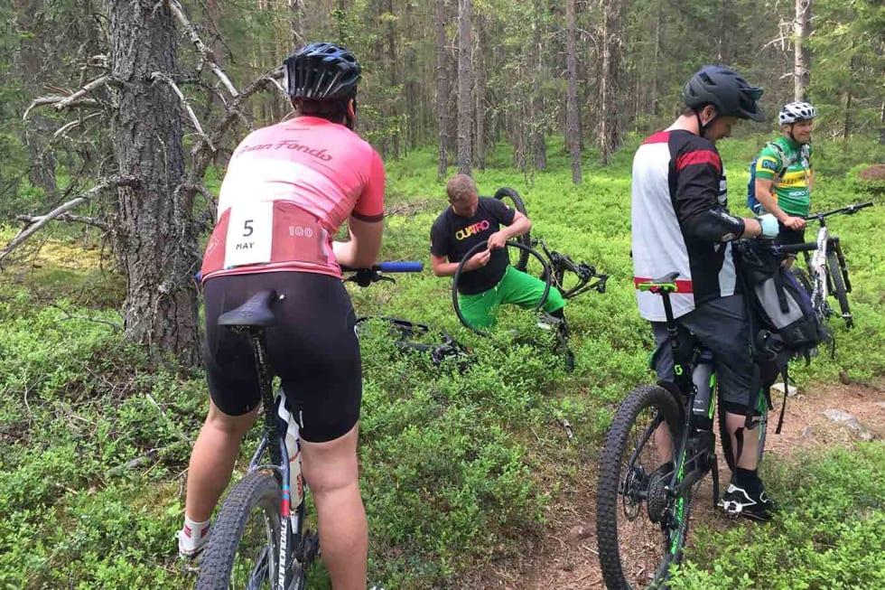 Trail fix - Asgeir Linberg