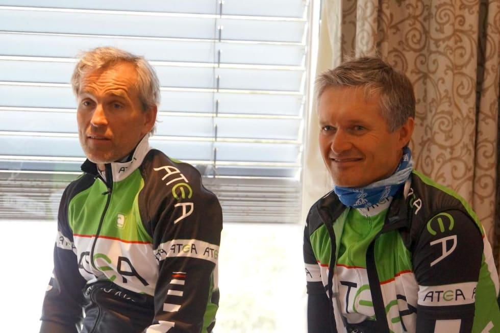Tronn Skjerstad og Jan Olav Beitmyren - Foto privat 1200x800