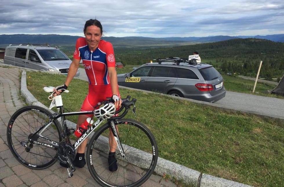 Kristin Falck - TdH Stage 4 - Børge Jensen 1400x924