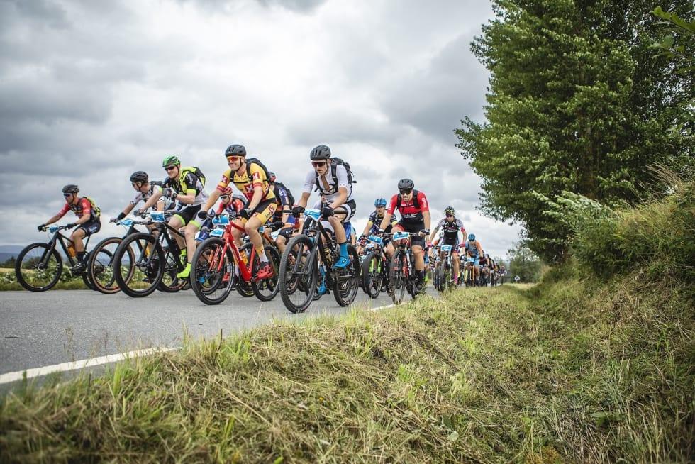 Start menn elite ut fra Rena. Hvem vinner i år? Foto: Pål Westgaard
