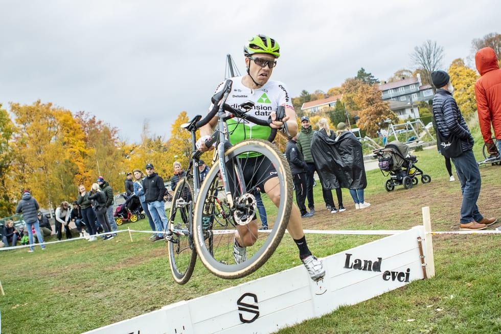 Edvald Boasson Hagen hinder Superpokal Voldsløkka 2018 - Pål Westgaard 1400x933