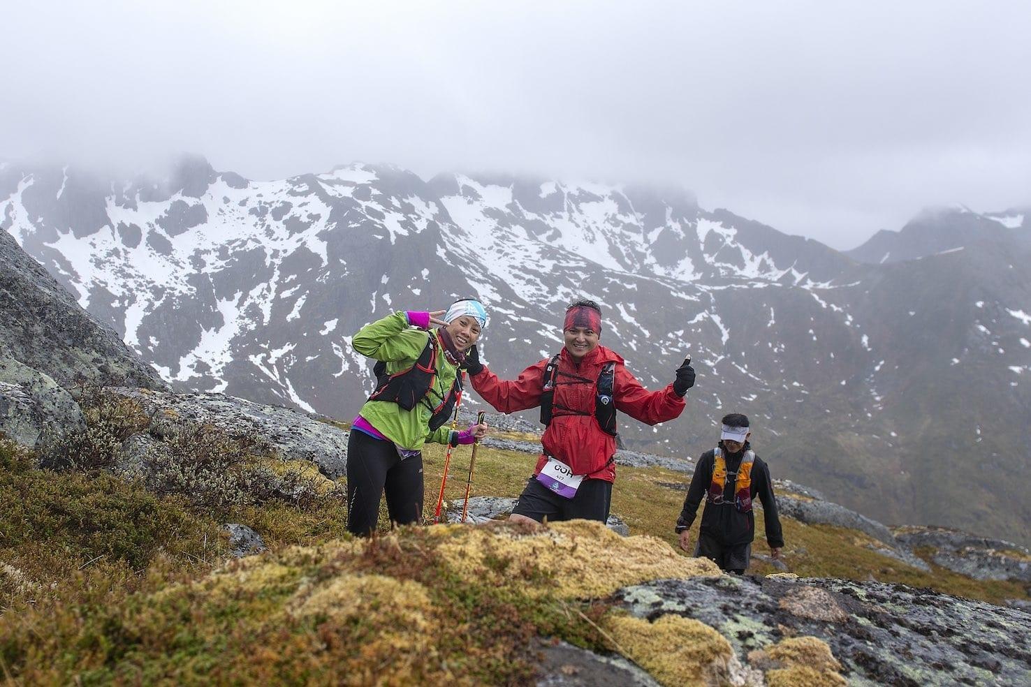 Lofoten Ultra trail2_Kai-Otto Melau_Jordtind