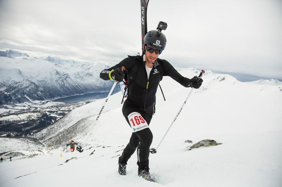 Kilian Jornet Romsdal Rando 2017 - Foto Robert Veiset 1200x