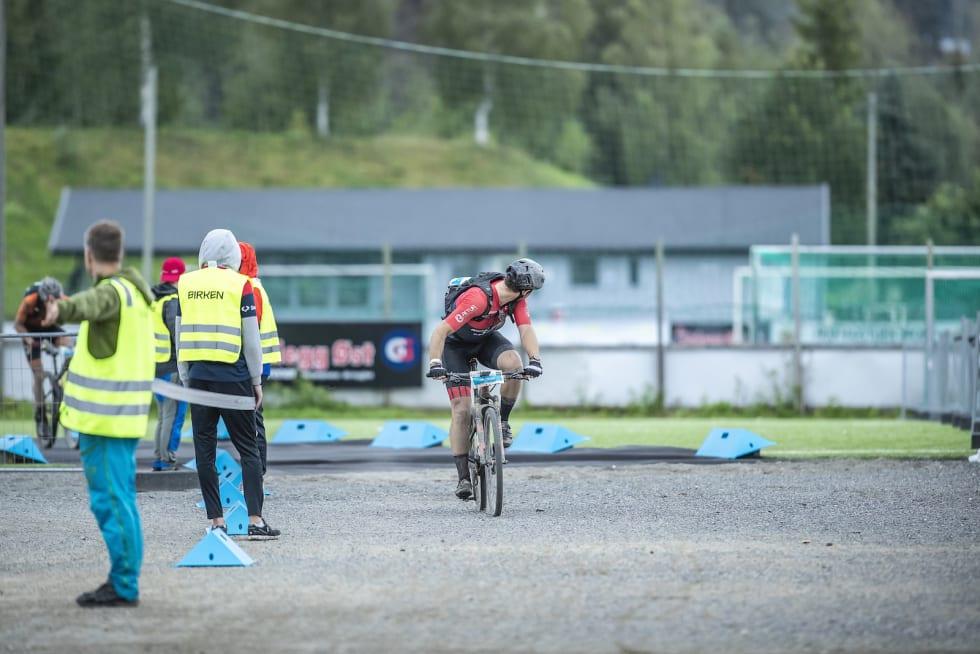 Noen i sikte? Foto: Pål Westgaard