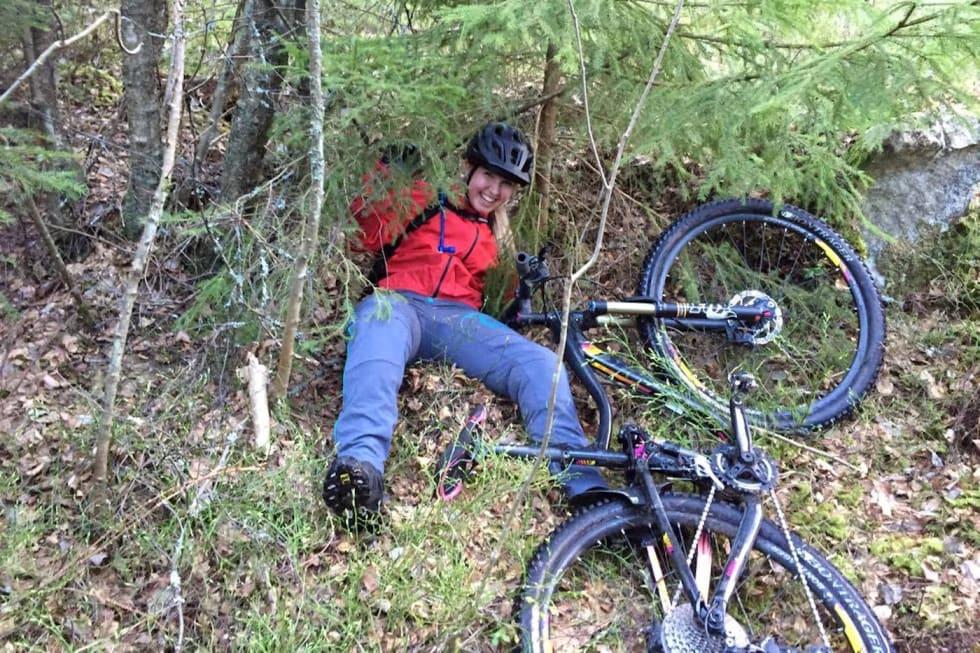 GIF Jentetur crash - Hanne H Karlsen 1400x933