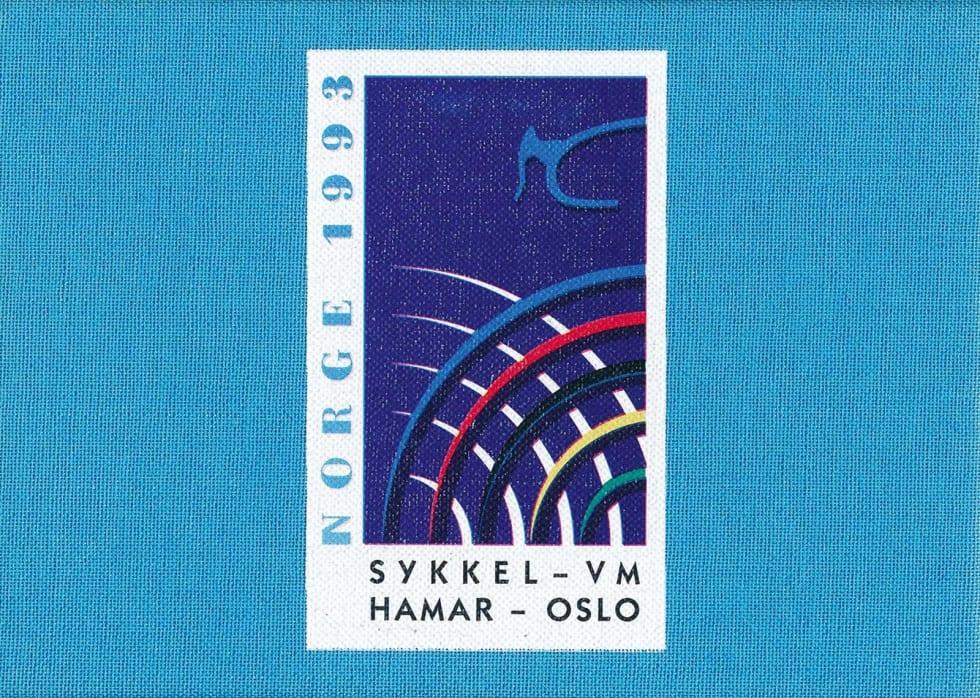 Sølvpenger: Myntsamling var stor hobby i 1993, og mesterskapet hadde selvsagt egne sølvmynter til samlere. Foto: Ukjent.