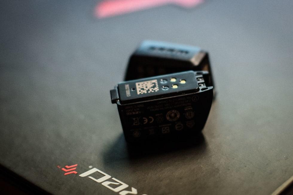 SAMME SOM FØR: Batteriene fra denne og forrige generasjon kan brukes om hverandre. Cirka batteritid på 60 timer består.