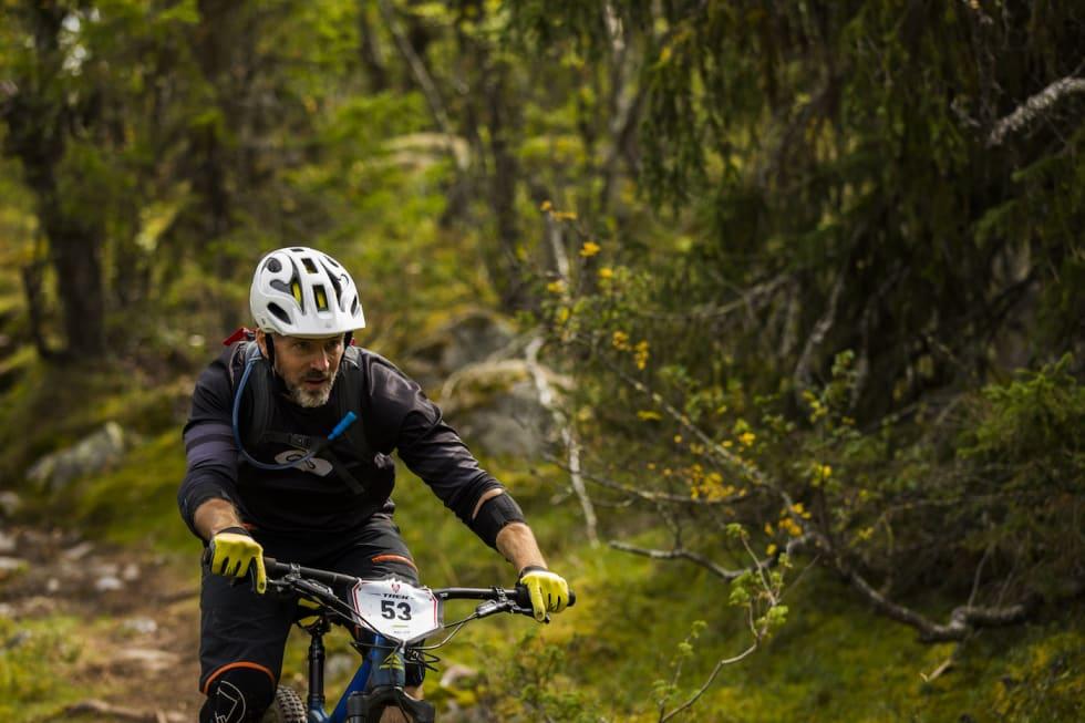 Lars Thomte, styreleder i NOTS. Foto: Snorre Veggan