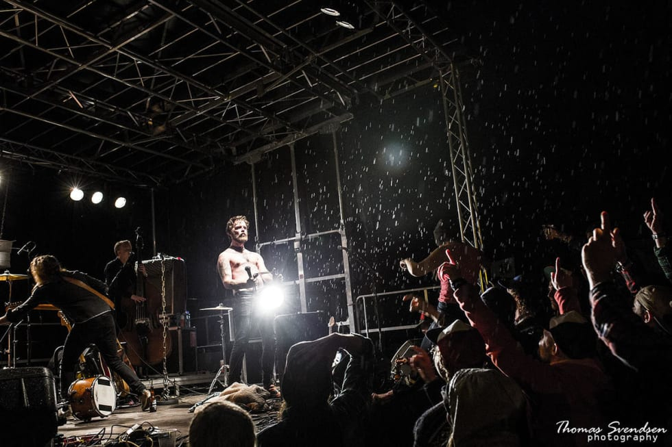 Fest og konserter skal det fortsatt bli, men med litt mindre kjente artister har arrangøren senket prisen på festivalpassene med over 25 prosent i år. Foto: Thomas B. Svendsen