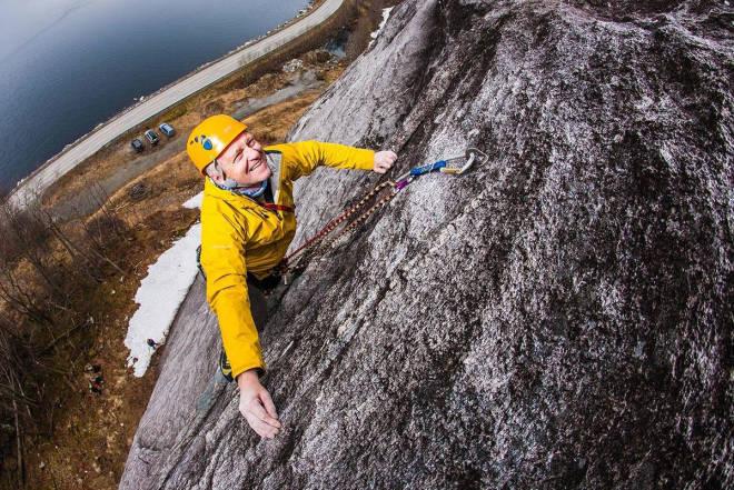 Ulykke Iver Gjelstenli Romsdal