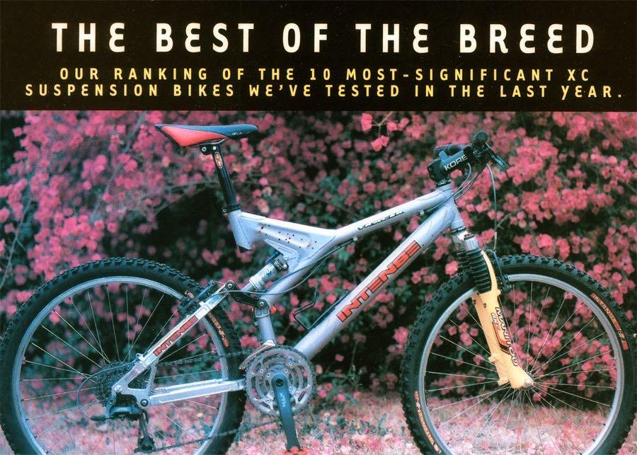 OPPHAVET: Første årgang Tracer var en populær sykkel blant ihugga stisyklingsentusiaster, også i Norge.