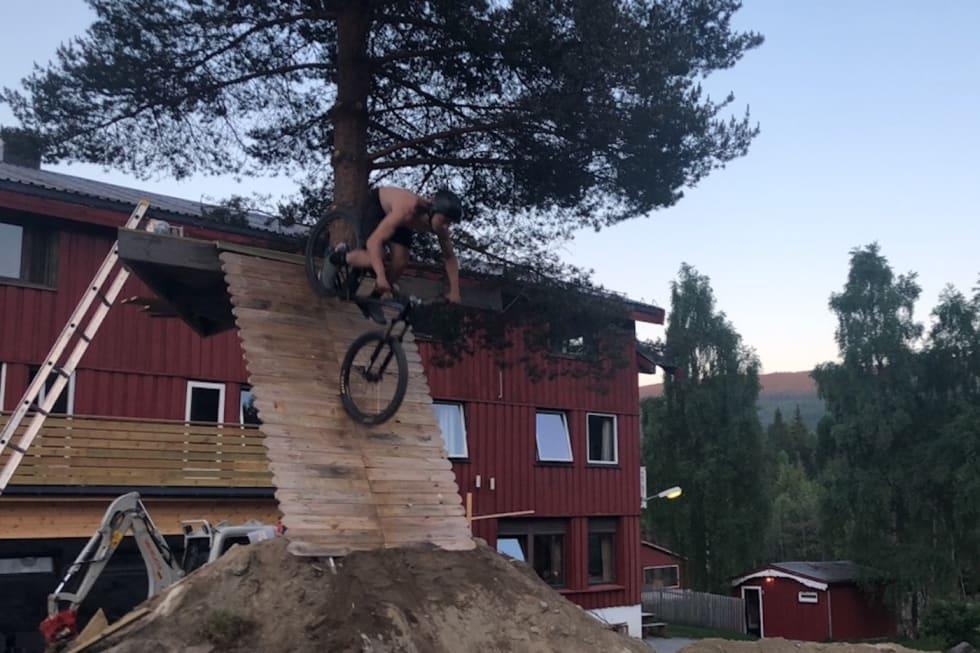 Bike Park Torpo Gjestegård - Christina Winther 1400x933