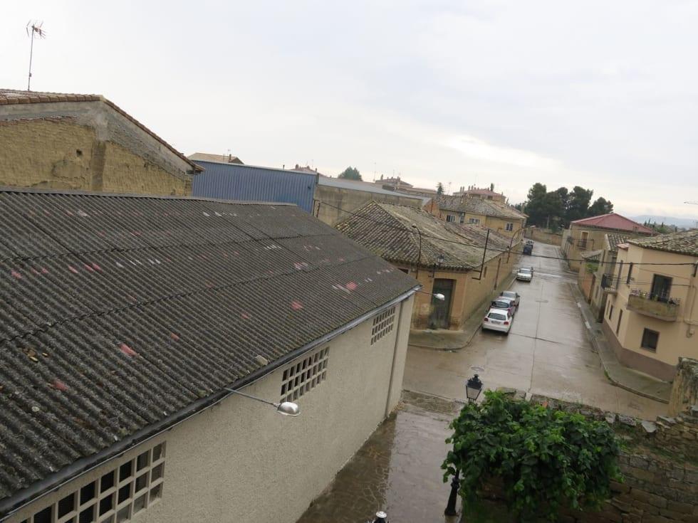 RAIN IN SPAIN: På forhåndsbooket flerdagstur gjennom delvis øde landskap må man ta det været man får.